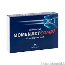 MOMENACTCOMPI*10CPS 25MG - Farmawing