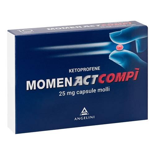 MOMENACT COMPI 25MG - 10CPS  - Farmapage.it