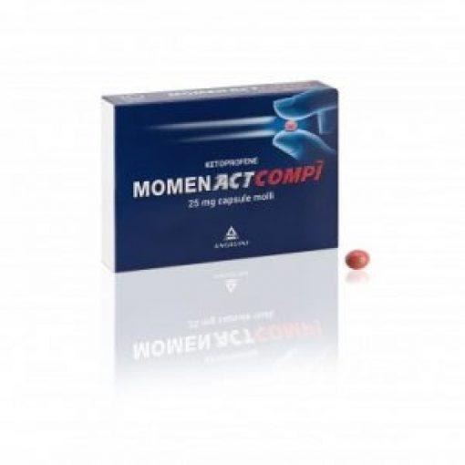 MOMENACTCOMPI*10CPS 25MG - farmaciadeglispeziali.it