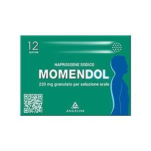 MOMENDOL*12CPS MOLLI 220MG - farmaventura.it
