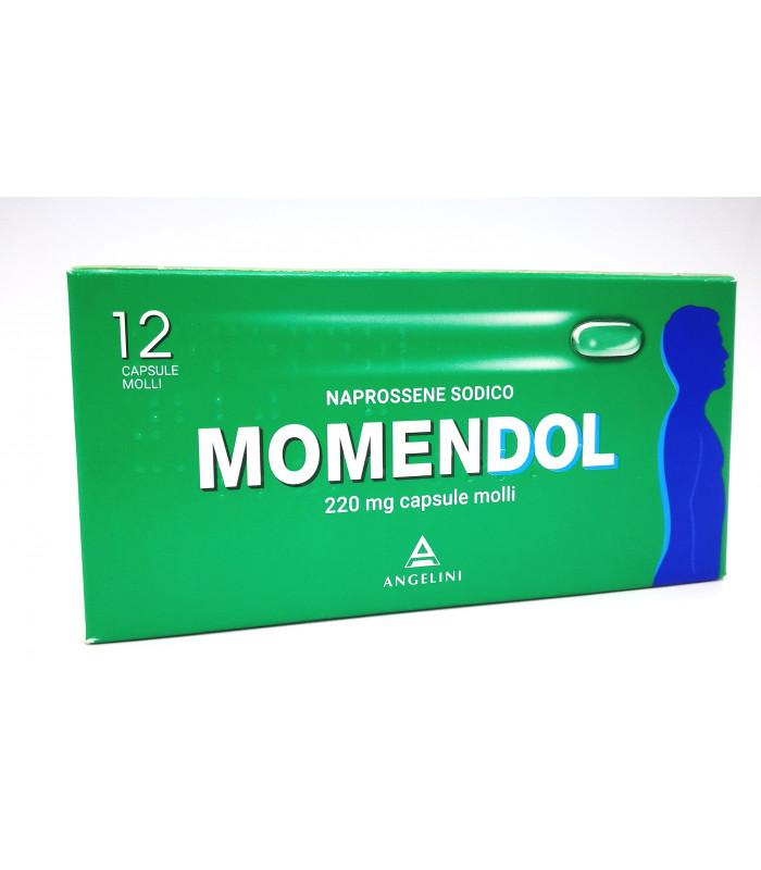 MOMENDOL*12CPS 220MG - Farmastar.it