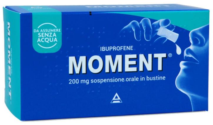 MOMENT*OS SOSP 8BUST 200MG - Farmacia Centrale Dr. Monteleone Adriano