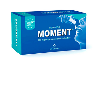 MOMENT SOSPRNSIONE  8 BUSTINE 200MG - Farmapage.it