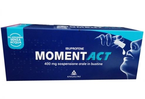 MOMENTACT*OS SOSP 8BUST 400MG - Farmafirst.it