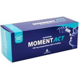 MOMENTACT*OS SOSP 8BUST 400MG - pharmaluna
