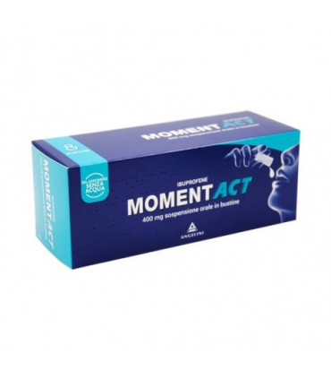 Momentact Sospensione Orale 400mg 8 Bustine - Arcafarma.it