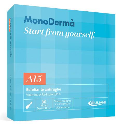 MONODERMA' A15 GEL 30 SOFT VEGICAPS DA 0,5 ML - sapofarma.it