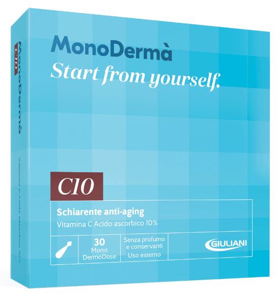 MONODERMA' C10 GEL 30 SOFT VEGICAPS DA 0,5 ML - sapofarma.it