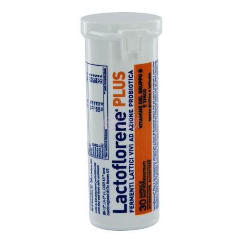 Montefarmaco Otc Lactoflorene Plus Integratore Alimentare Capsule Gastroresistenti 30 Capsule - Farmafamily.it