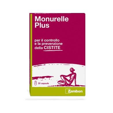 MONURELLE PLUS 30 CAPSULE - latuafarmaciaonline.it