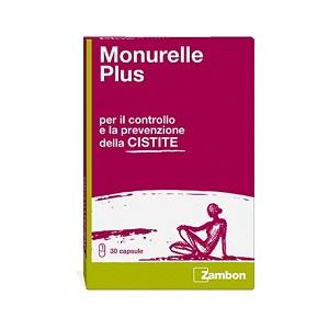 MONURELLE PLUS 30 CAPSULE - farmaventura.it