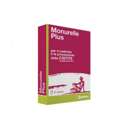 MONURELLE PLUS 30 CAPSULE - farmasorriso.com