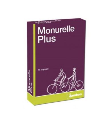 MONURELLE PLUS 15 CAPSULE - Farmafirst.it