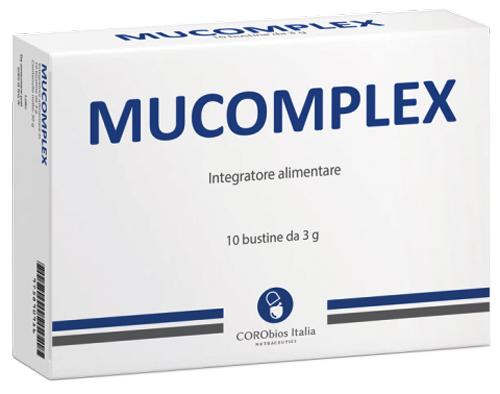 MUCOMPLEX 10 BUSTINE DA 3 G - Farmacia Centrale Dr. Monteleone Adriano