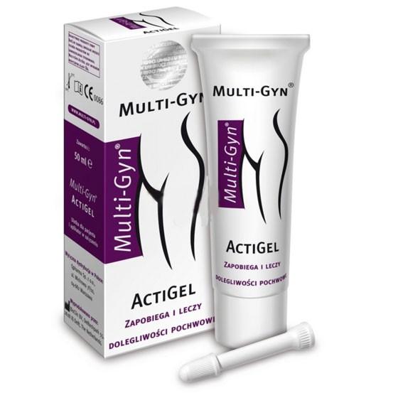Multi-Gyn Actigel Vaginale 50ml - Speedyfarma.it