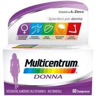 MULTICENTRUM DONNA 60 COMPRESSE - Farmaunclick.it