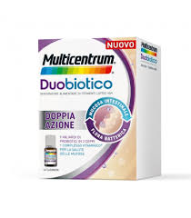 MULTICENTRUM DUOBIOTICO 16 FLACONCINI - latuafarmaciaonline.it