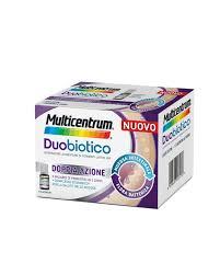 MULTICENTRUM DUOBIOTICO 8 FLACONCINI - Farmabaleno