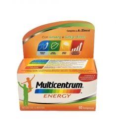 MULTICENTRUM ENERGY 60 CAPSULE - Farmacia 33