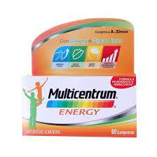 MULTICENTRUM MC ENERGY 60 COMPRESSE - Farmabaleno