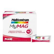MULTICENTRUM MYMAG 30BUST - farmaventura.it