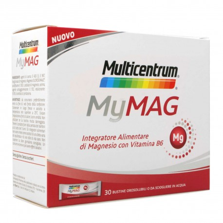 Multicentrum MyMag 30 Bustine - Sempredisponibile.it