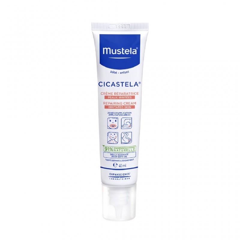 Mustela Cicastela Crema Riparatrice 40ml - Sempredisponibile.it