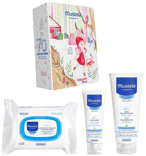 MUSTELA COFANETTO CAPPUCCETTO - Farmaconvenienza.it