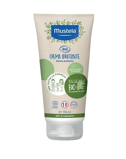 Mustela Crema Idratante Viso e Corpo Biologica 150 ml - Farmastar.it