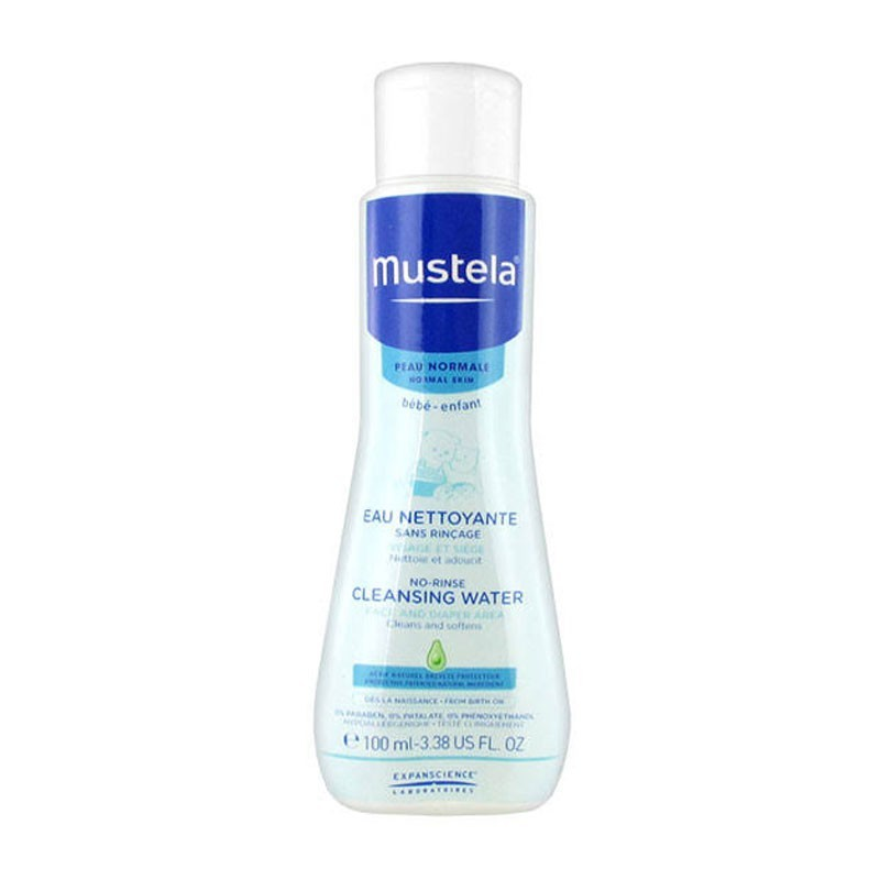 Mustela Fluido Detergente Senza Risciacquo 100ml - Sempredisponibile.it