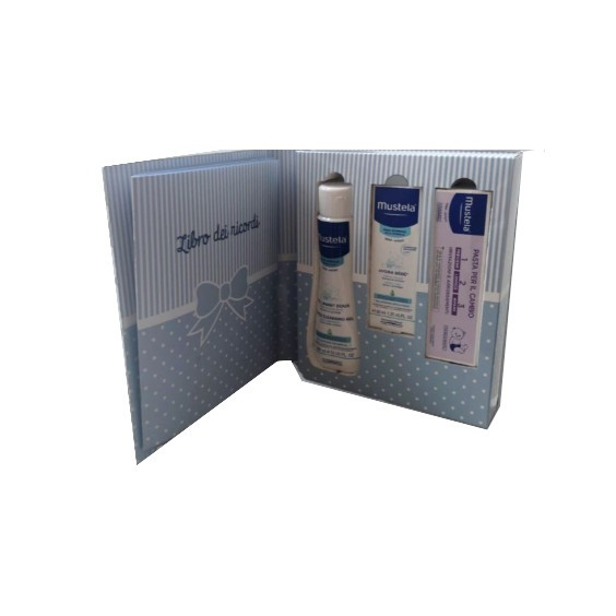 MUSTELA KIT NASCITA LIBRO - Farmaconvenienza.it