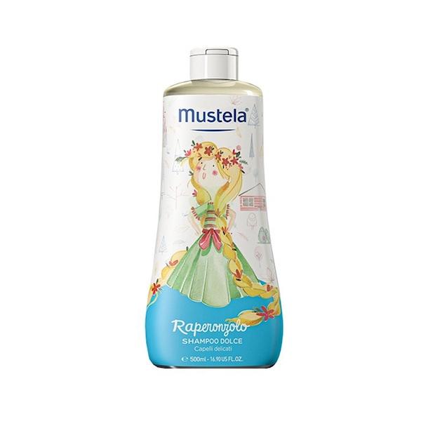 Mustela Shampoo Dolce 500ml Edizione Limitata 2020 Raperonzolo - Sempredisponibile.it