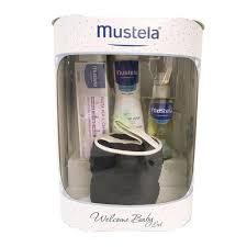 MUSTELA WELCOME BABY SET - Farmaconvenienza.it