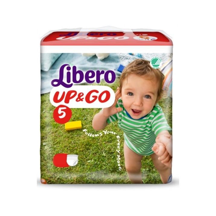 LIBERO UP&GO PANN 5 10-14 20PZ - Parafarmacia la Fattoria della Salute S.n.c. di Delfini Dott.ssa Giulia e Marra Dott.ssa Michela