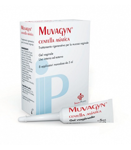 Muvagyn gel vaginale  8 x 5 ml - Zfarmacia
