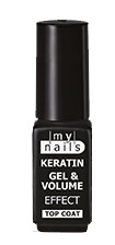 My Nails Keratin Effetto Gel & Volume Colore 100 Top Coat - Arcafarma.it