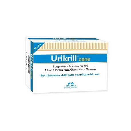 N.B.F. URIKRILL CANE 30 PRL - Farmacia Castel del Monte