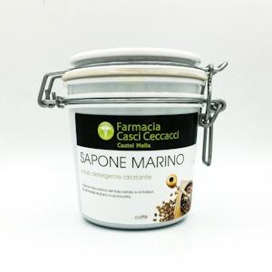 SAPONE MARINO SCRUB IDRATANTE CAFFE 500G - Farmacento