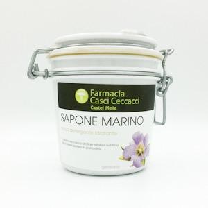 SAPONE MARINO SCRUB IDRATANTE GENZIANA 500GR - Farmacento