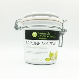 SAPONE MARINO SCRUB IDRATANTE MELA E THE VERDE 500G - Farmacento