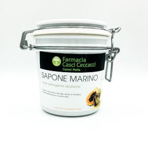SAPONE MARINO SCRUB IDRATANTE PASSION FRUIT E PAPAIA 500 GR - Farmacento