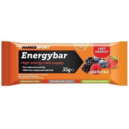 NAMED ENERGYBAR FRUIT BAR WILD BERRIE 35 G - Farmaconvenienza.it