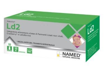 DISBIOLINE LD2 10 FLACONCINI MONODOSE DA 10 ML - Farmafirst.it