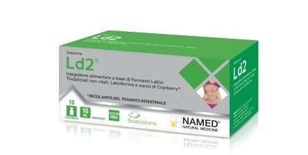 DISBIOLINE LD2 10 FLACONCINI MONODOSE DA 10 ML - Farmacia33