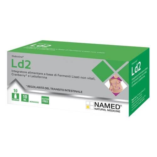 DISBIOLINE LD2 10 FLACONCINI MONODOSE DA 10 ML - latuafarmaciaonline.it
