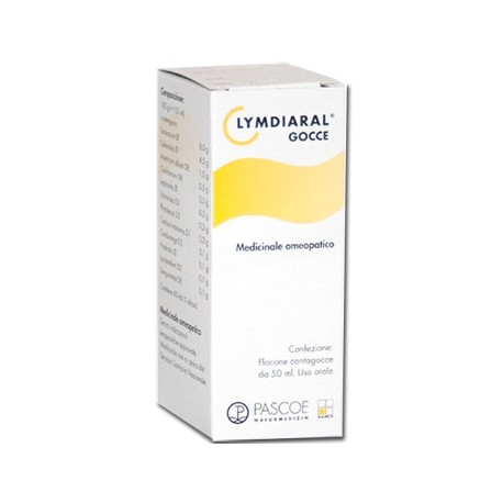 PASCOE LYMDIARAL GOCCE 50 ML COMPLESSO - Nowfarma.it