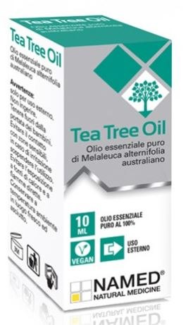 Named TeaTree Oil Olio Essenziale 10ml - Farmacia 33