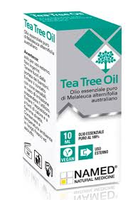 Named TeaTree Oil Olio Essenziale Melaleuca 10 ml - Farmastar.it