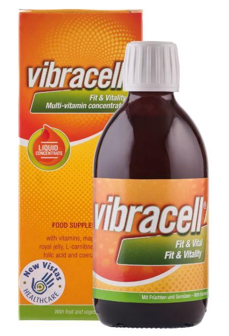 VIBRACELL INTEGRATORE ALIMENTARE 300 ML - Farmafirst.it