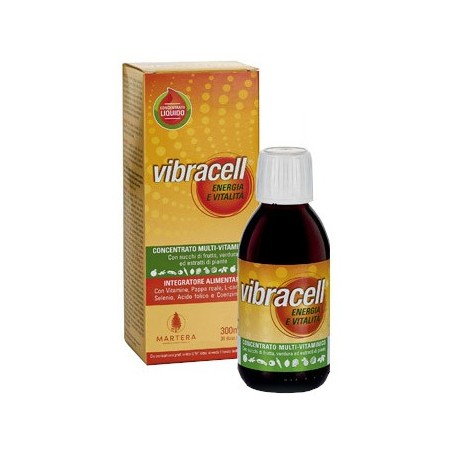 VIBRACELL INTEGRATORE ALIMENTARE 300 ML - Farmacia Castel del Monte